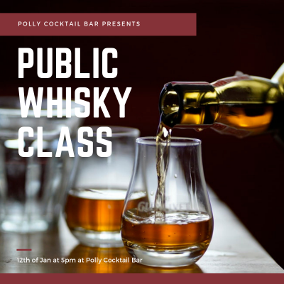 Public Whisky Class – Around the World